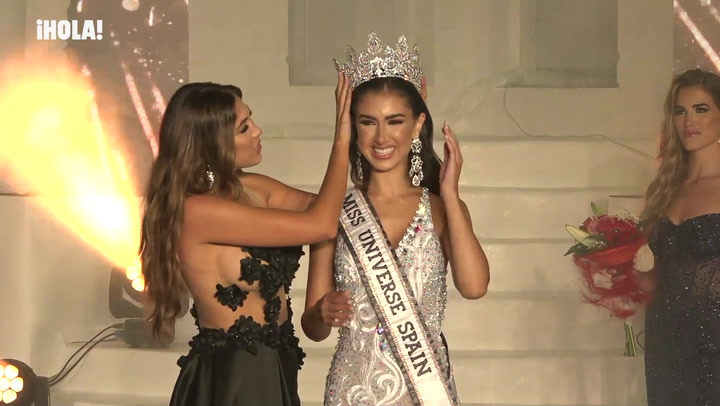 La modelo vasca Sarah Loinaz, elegida Miss Universo España 2021 en una gala llena de emociones