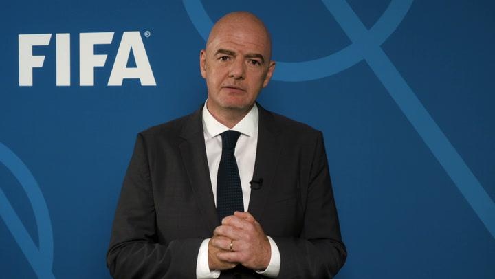 Mensaje del presidente de la FIFA, Gianni Infantino, a todas las federaciones