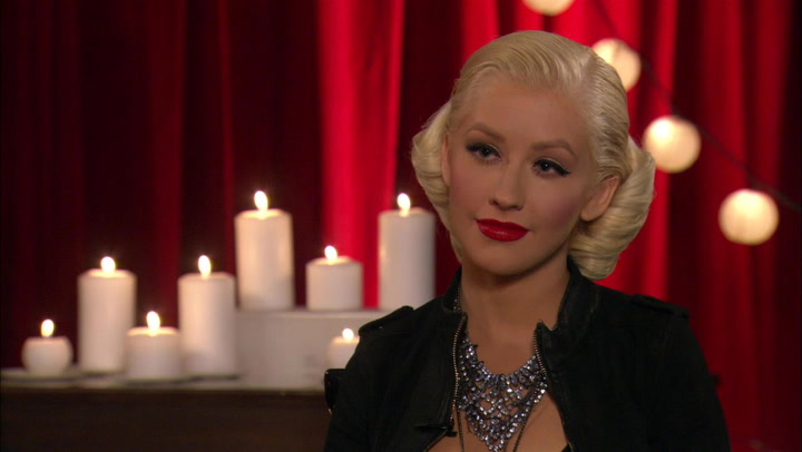 Christina Aguilera Opens Up About Raising Son Max: #TBT