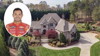 Disgraced NASCAR Driver Kyle Larson Lists Two Lavish N. Carolina Properties
