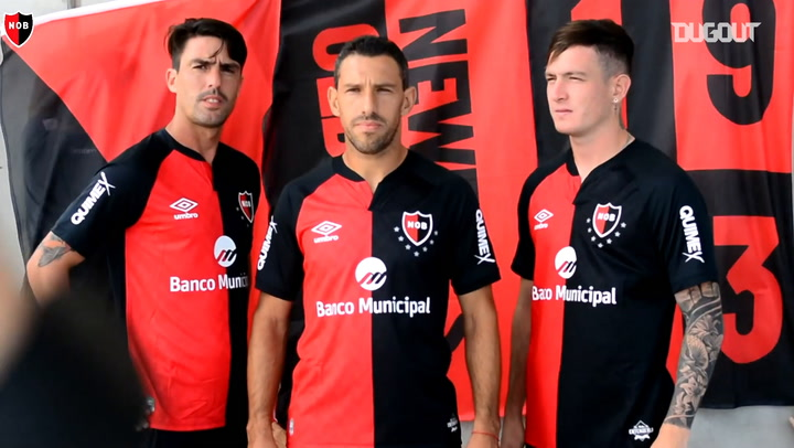 Newell's Old Boys and Umbro unveil new 2020 kit
