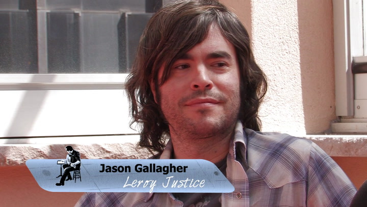 Leroy Justice is interviewed on The Jimmy Lloyd Songwriter Showcase