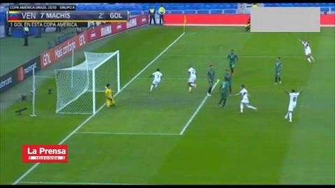 Bolivia 1-3 Venezuela (Copa America)
