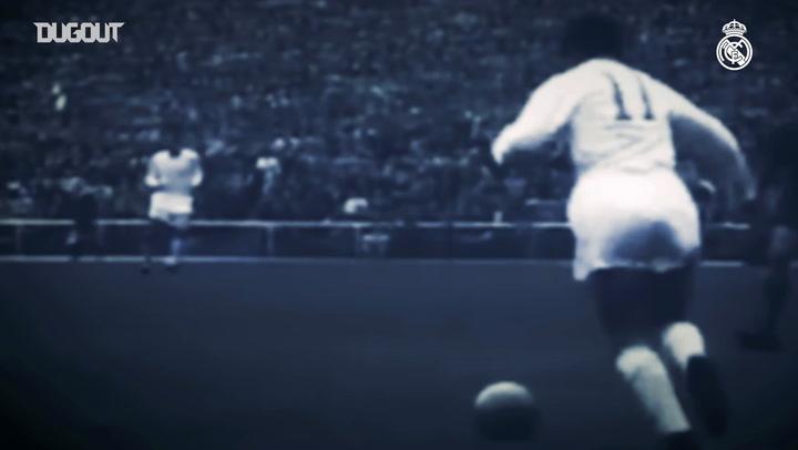 Real Madrid Sixth LaLiga title: 1958