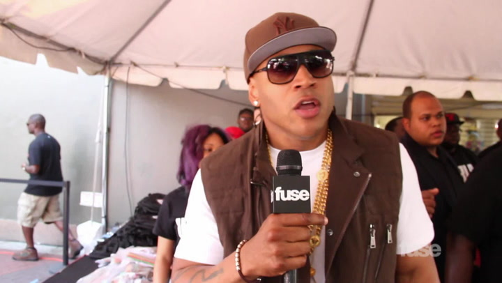 Interviews: LL Cool J (August 2014)