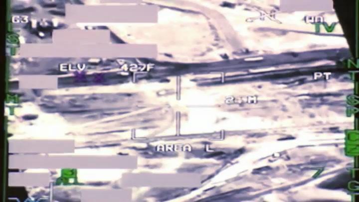 Video: 'Inzet F16's in strijd tegen IS effectief'