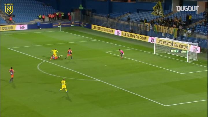 Majeed Waris' best moments at FC Nantes