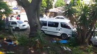 Muere hombre atropellado en carretera hacia Olancho