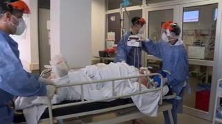 Agotados y con camas al límite, médicos argentinos se preparan para segunda ola de covid