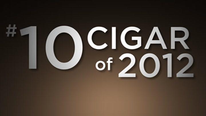 2012 No. 10 Cigar