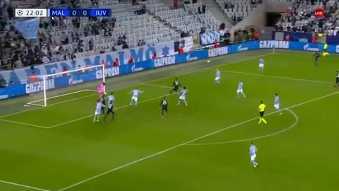 Malmo 0-3 Juventus (Champions League)