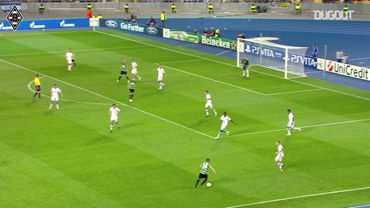 Borussia Monchengladbach's 2012 win at Dynamo Kyiv