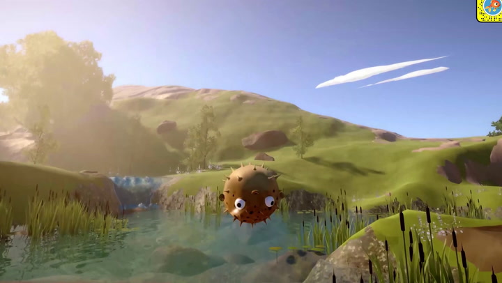 Xbox exclusive I Am Fish is tr-out now