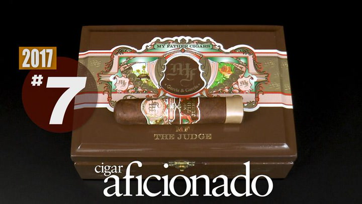 No. 7 Cigar of 2017