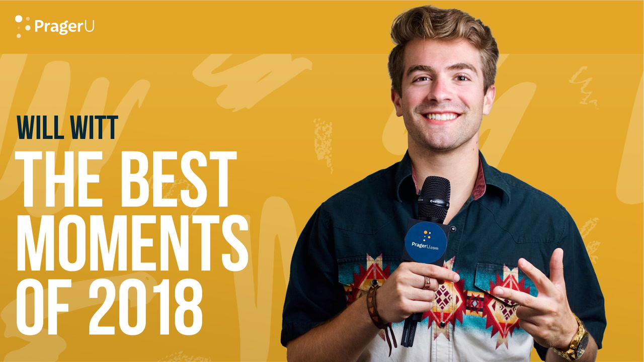 Will Witt's Best Moments of 2018