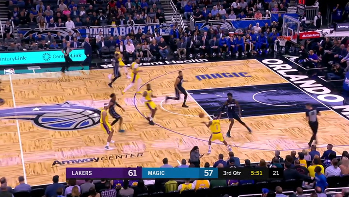Las 10 mejores jugadas de la jornada de la NBA el 11 de diciembre de 2019