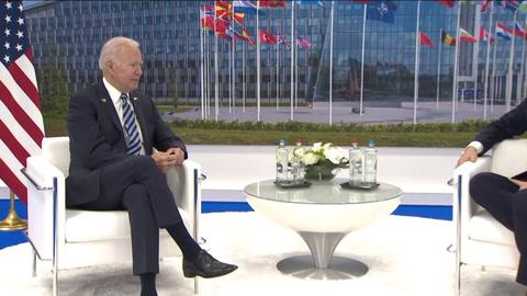 Biden llama a la OTAN a enfrentar