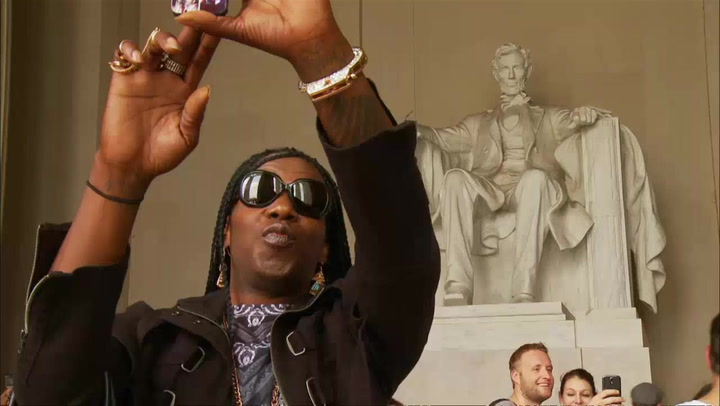 Freedia's Twerk On Washington