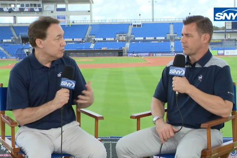 Gary Apple asks Brodie Van Wagenen about Jed Lowrie