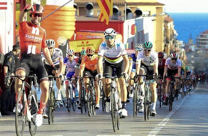Revive los mejores momentos de la segunda etapa de la Volta a Catalunya