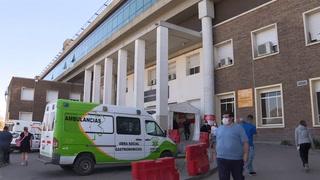Médicos argentinos, agotados tras seis meses de enfrentar el coronavirus