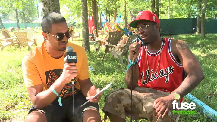 """Big K.R.I.T. on Working With Spike Lee: """"I Let Him Have His Way"""" at Bonnaroo"""