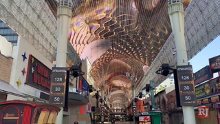 Fremont Street is Counting Down