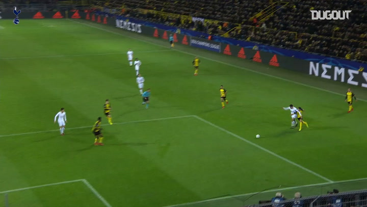 Incredible Goals: Heung-Min Son Vs Borussia Dortmund