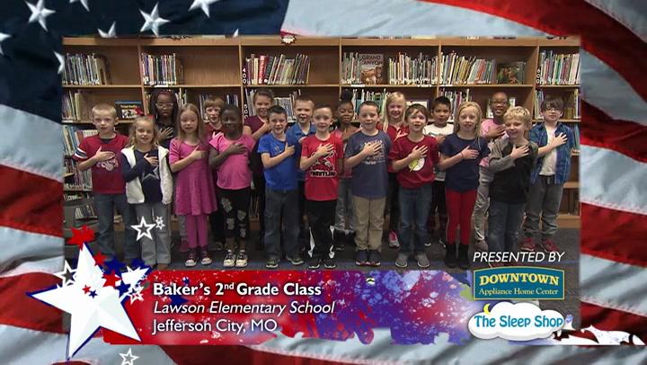 Lawson Elementary School - Mrs. Baker - 2nd Grade