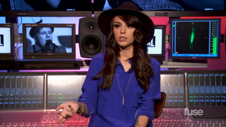 "Interviews: Cher Lloyd on Why She Chose T.I. For ""I Wish"""