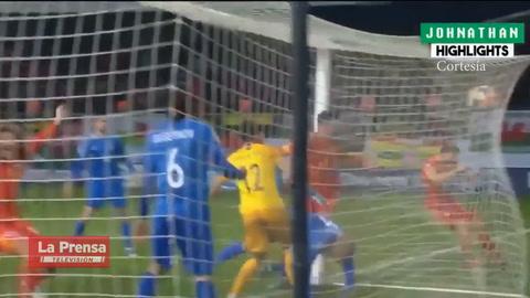 Azerbaiyán 0-2 Gales (Eliminatoria Eurocopa 2020)