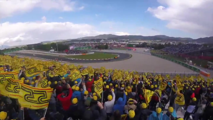 Carlos Sainz Jr anima a la afición a ocupar su grada en el GP de España de F1 que se celebrará en Montmeló