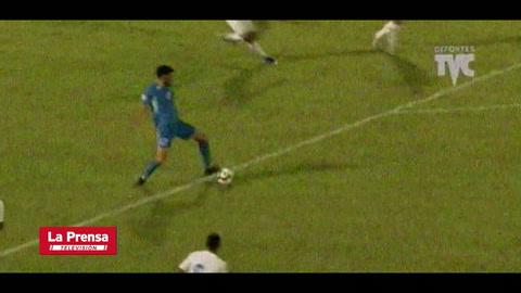 Martinica 1-1 Honduras (Liga de Naciones)