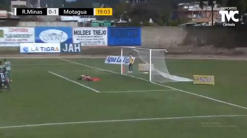 Real de Minas 0-3 Motagua (Liga Salvavida)