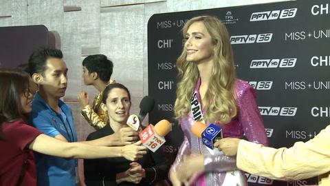 Miss España rompe barreras en el concurso de Miss Universo
