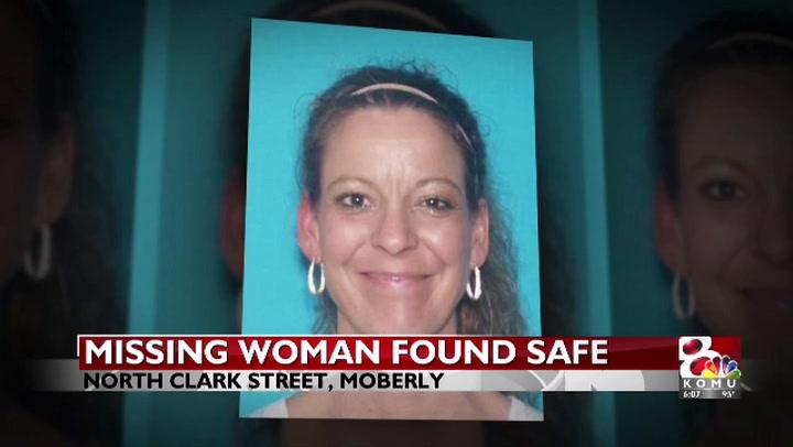 Missing woman found in Paris, Missouri at hotel