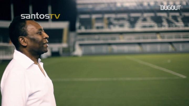 La legendaria carrera de Pelé