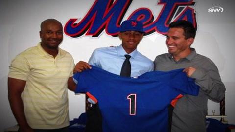 Hispanic Heritage, pres by Verizon: Amed Rosario's journey to the Mets