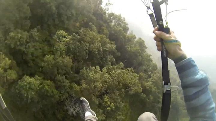 Norske Olaf i dramatisk paragliderulykke i Nepal