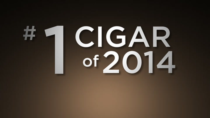2014 Cigar of the Year