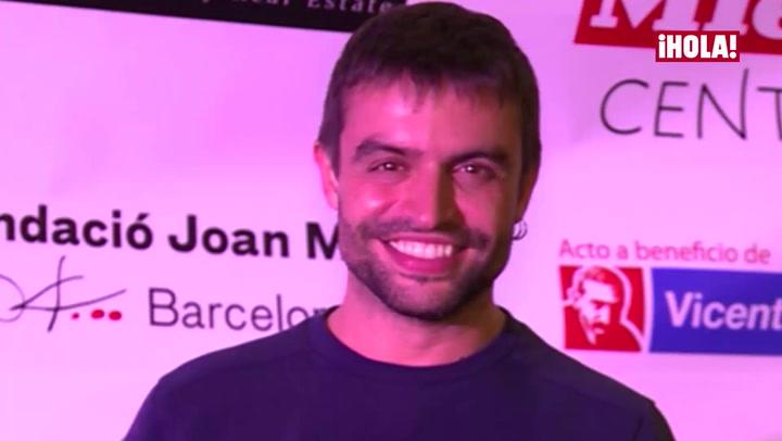 La respuesta de Manu Guix, profesor de OT, a la \'declaración de amor\' de Rosa López