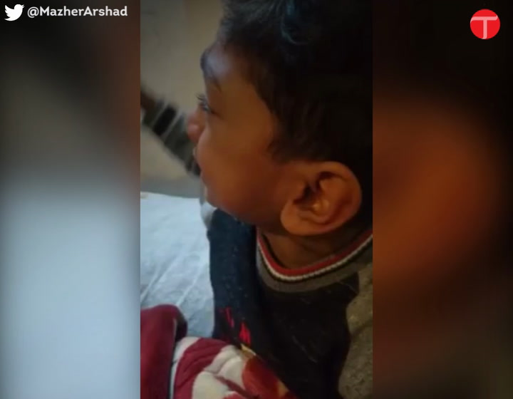Young fan disconsolate over Lahore Qalandar's losing streak in PSL5