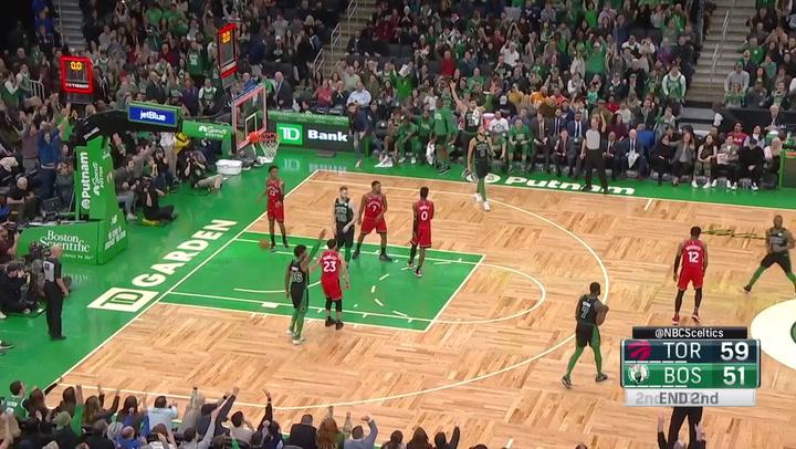 Las 10 mejores jugadas de la jornada de la NBA el 28 de diciembre de 2019