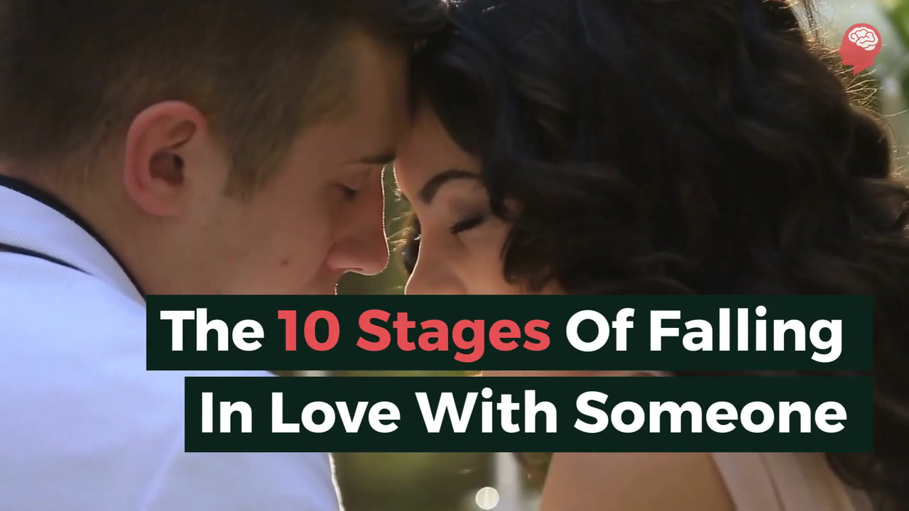 Falling In Love: The 10 Stages You'll Go Through