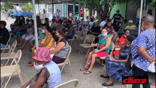 Brayan Beckeles financia servicio de oftalmología para más de 200 personas del barrio donde creció en La Ceiba