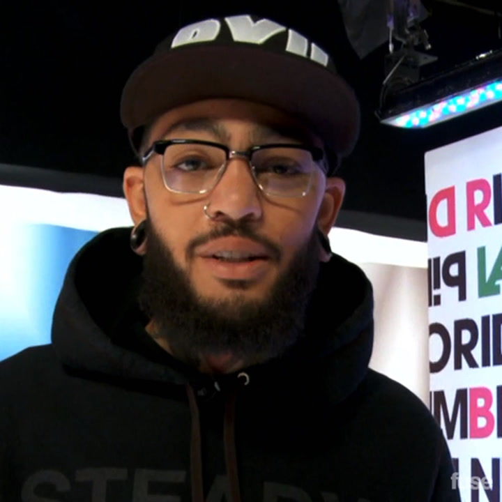 Meet Travie McCoy: Show Host and Fashion Extraordinaire