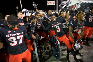 Rebel Nation: Rebels Victorious In Rivalry Game Against UNR