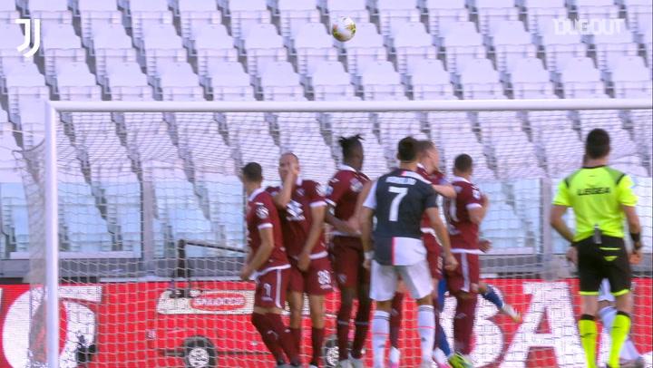 Juventus' best goals of 2020