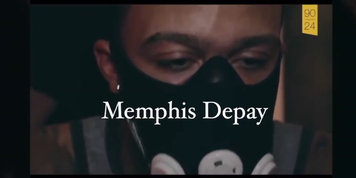 Memphis Depay, muy exigente con su cuerpo