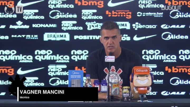 """Mancini: """"Foi uma vitória da superação"""""""